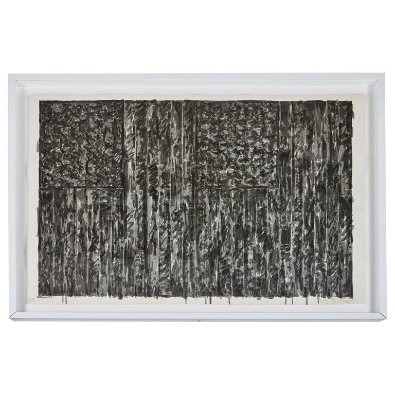Antonios Bella Casa - 1973, Jasper Johns Lithograph - art, artwork, lithograph, art gallery, Jasper Johns, modern art